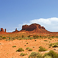 Magnificent Monument Valley by Christine Till