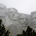 Magnificent Mount Rushmore by Nicole Crabtree