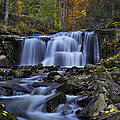 Magnificent Waterfall by Ivan Slosar