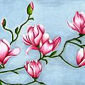 Magnolia by Kerstin Schroeder