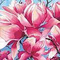 Magnolia Medley by Barbara Jewell