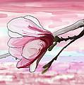 Magnolia Morning by Eliza Donovan