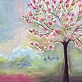 Magnolia Tree by Sasha Moye