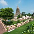 Mahabodhi Temple by Yew Kwang