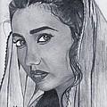 Mahira Khan by Bobby Dar