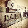 Mail Lost In Time by Jana Nyberg