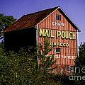 Mail Pouch Barn-0702 by Robert Gardner