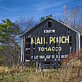 Mail Pouch Barn by Jack R Perry