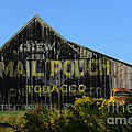 Mail Pouch Barn by Paul Ward