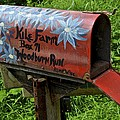 Mailbox by Frozen in Time Fine Art Photography