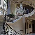 Main House Entry by Jack R Perry