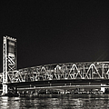 Main Street Bridge Jacksonville Florida by Christine Till