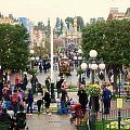 Main Street Disneyland 02 by Thomas Woolworth