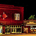 Main Street East Bernard by David Morefield