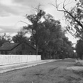 Main Street Fort Apache by Hugh Smith