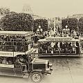 Main Street Transportation Disneyland Heirloom by Thomas Woolworth