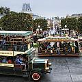 Main Street Transportation Disneyland by Thomas Woolworth