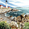 Maine Attraction by Barbara Jewell