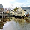Maine Backwater by Robert McCulloch