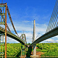 Maine Bridges by Barbara West