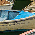 Maine Rowboats by Steven Bateson