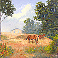 Mainely Grazing by Tommy Thompson