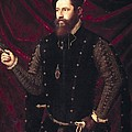 Ma�ip, Vicente 1480-1550. Portrait by Everett