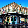 Maison Bourbon - New Orleans by Bill Cannon