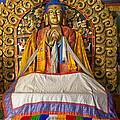 Maitreya Buddha Erdene Zuu Monastery by Colin Monteath