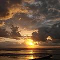 Majestic Sunset by Athena Mckinzie