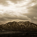 Majestic Flatirons by Marilyn Hunt