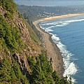 Majestic Oregon View by Adam Jewell