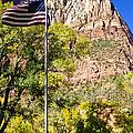 Majestic Sight - Zion National Park by Jon Berghoff