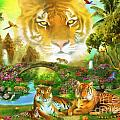 Majestic Tiger Grotto by Aimee Stewart