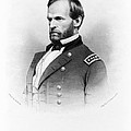Major General William T Sherman by Mountain Dreams