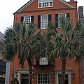 Major Peter Bocquet House Charleston South Carolina by Jason O Watson