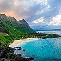 Makapu'u Sunset by Joseph Plotz