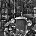 Maker's Mark Firehouse 2 Bw by Mel Steinhauer