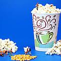 Making Popcorn by Paul Ge