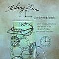 Making Time by Robin-Lee Vieira