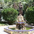 Malaga Art Deco Sculpture by Jan Katuin