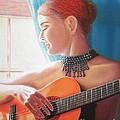Malaguena  by Oscar Arauz
