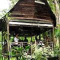 Malay Hut by Jeelan Clark