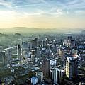 Malaysia Aerial by Jijo George
