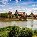 Malbork Castle by Pati Photography