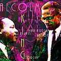 Malcolm And The King 20140205m68 With Text by Wingsdomain Art and Photography