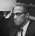 Malcolm X 1964 by Mountain Dreams