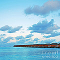 Maldives Resort by Luis Alvarenga