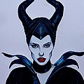 Maleficent by Justin Moore