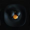 Malevich's Breakfast. Or The Black Square. by Victoria Ivanova